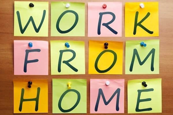 How working from home can help pay the bills