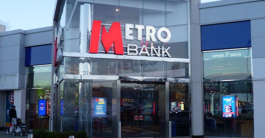 Metro Bank Borehamwood branch